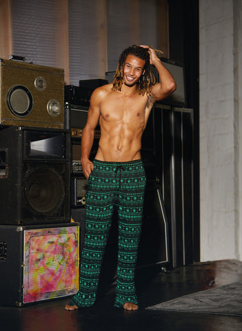 Men's Knit Jersey Pajama Pants