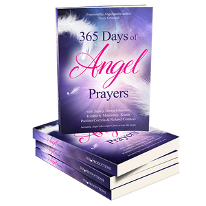 365 Days of Angel Prayers - Spanish Edition