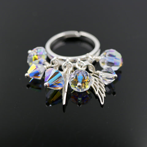 Image of Guardian Angel Ring