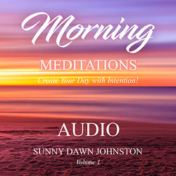 Morning Meditations Audio – Volume 1 Download