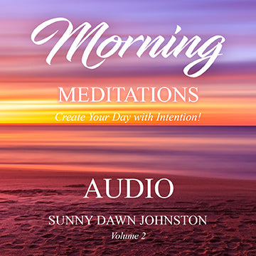 Morning Meditations Audio – Volume 2 Download
