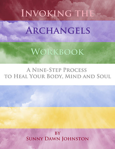 Invoking The Archangels Workbook