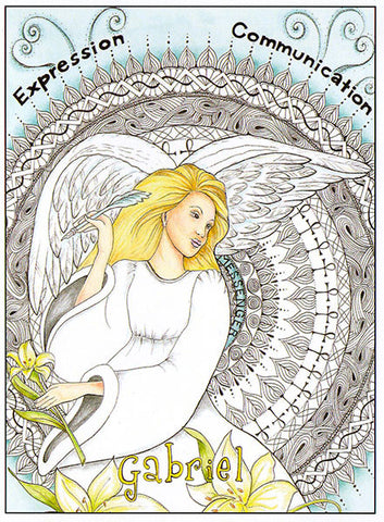 Archangel Greeting Card Set