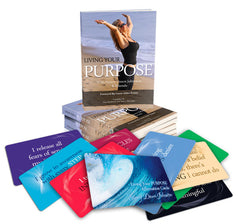 Living Your Purpose Book & Card Bundle