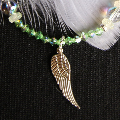 Archangel Raphael Arm Candy Bracelet