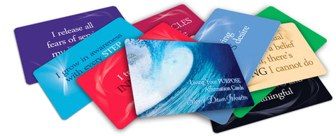 Living Your Purpose Affirmation Cards