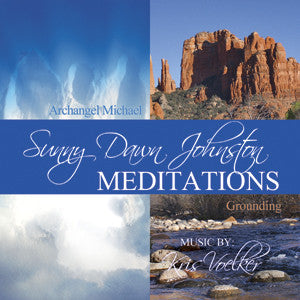 Sunny Dawn Johnston Meditations CD