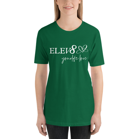 Image of ELEV8 Short-Sleeve Unisex T-Shirt