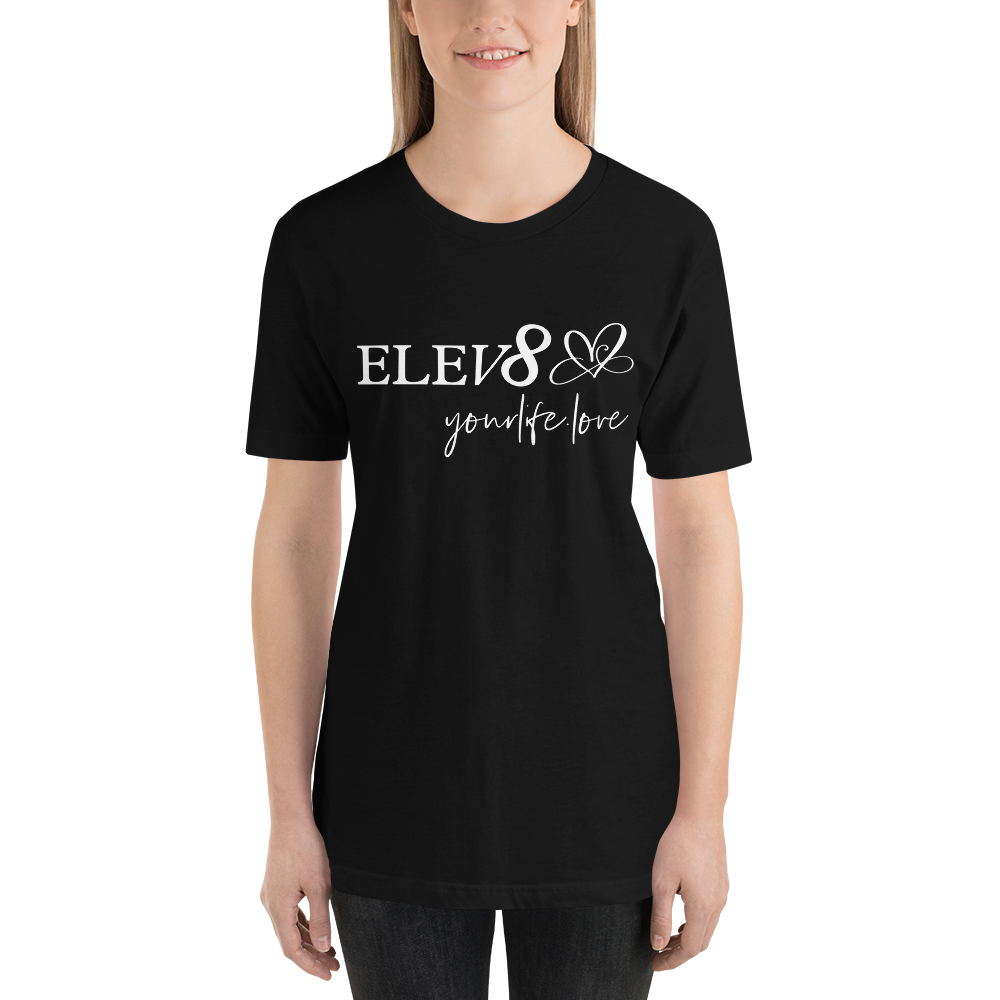 ELEV8 Short-Sleeve Unisex T-Shirt