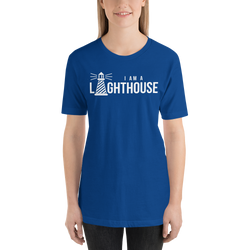 LIGHTHOUSE Short-Sleeve Unisex T-Shirt