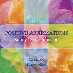 Positive Affirmations CD