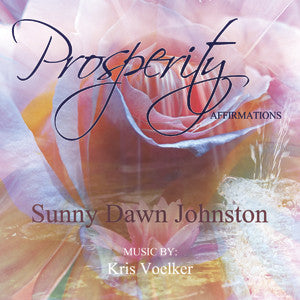 Prosperity Affirmation CD