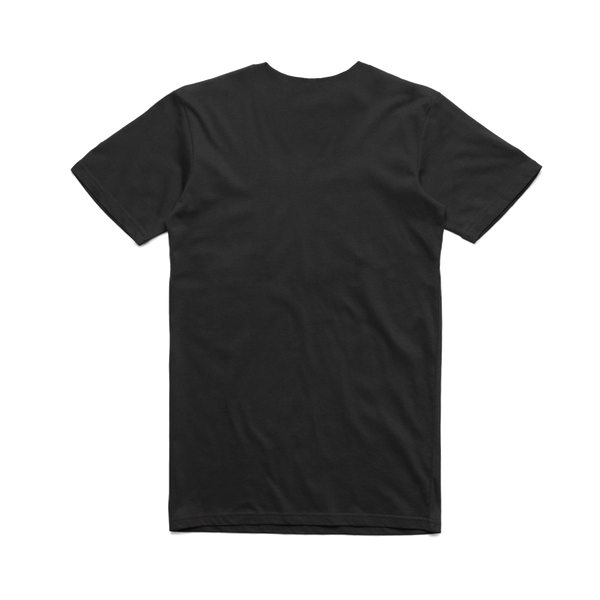 Mens Black Chief Tee