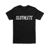 Mens Black Slothlete Tee