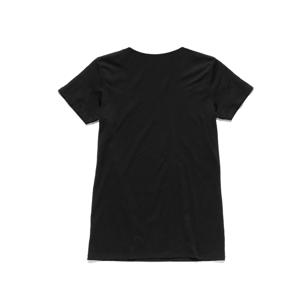 Womens Black Slothlete Tee