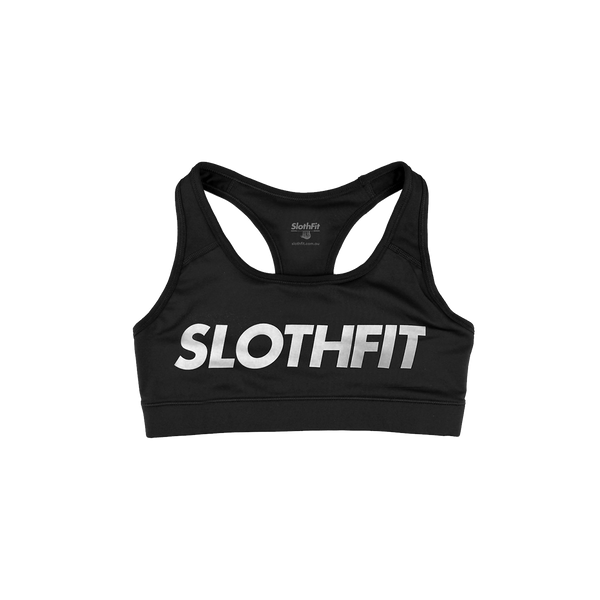 Womens Black Sportsbra