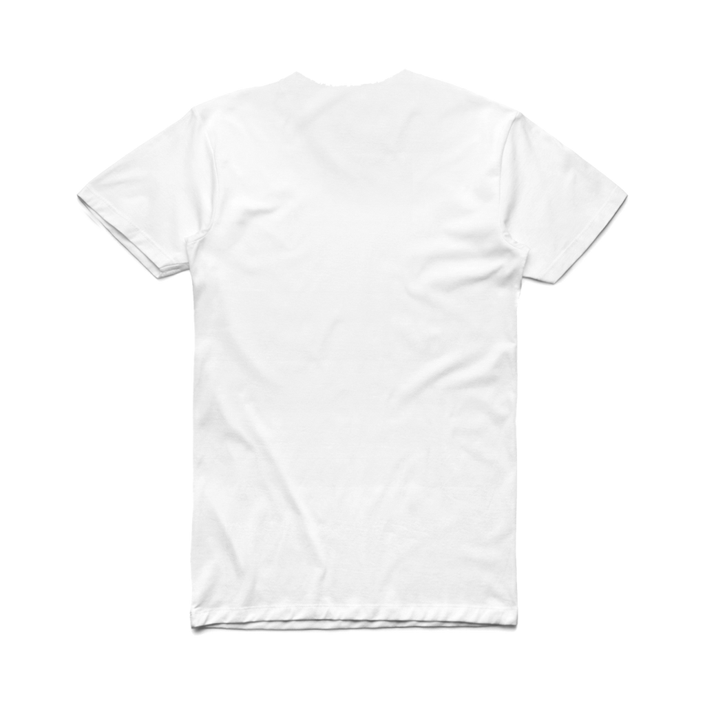 Mens White Chief Tee