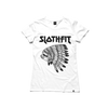 Womens White Chief Tee