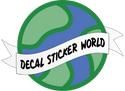 Decal Sticker World