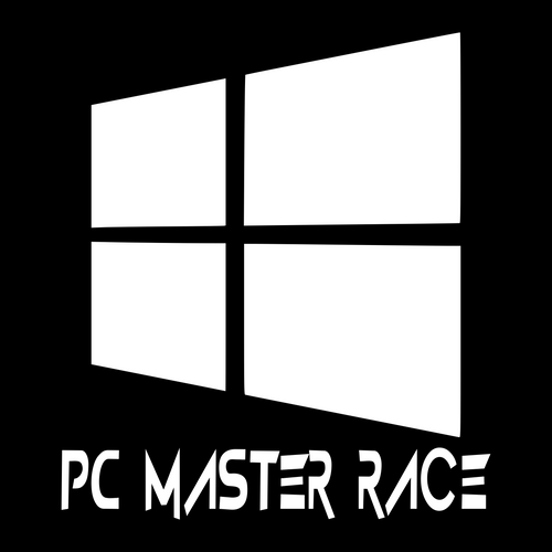 PC Master Race Custom Car Window Vinyl Decal - FN Decals
