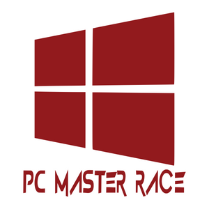 PC Master Race Vinyl Decal - FN Decals