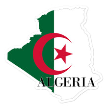 Load image into Gallery viewer, Algeria Bubble-free stickers