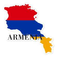 Load image into Gallery viewer, Armenia Bubble-free stickers