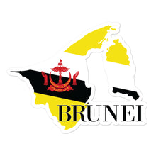 Load image into Gallery viewer, Brunei Bubble-free stickers