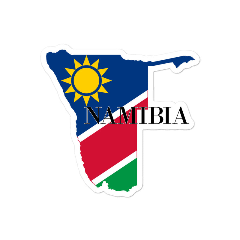 Namibia Bubble-free stickers - Decal Sticker World