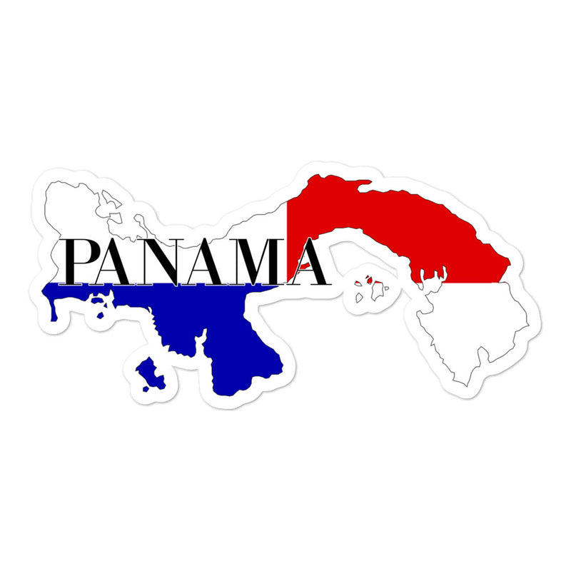 Panama Bubble-free stickers - Decal Sticker World