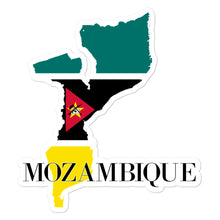 Load image into Gallery viewer, Mozambique Bubble-free stickers