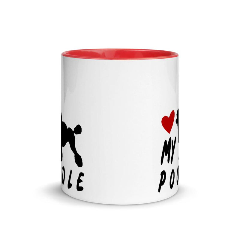 Poodle Love My Breed Mug - Decal Sticker World