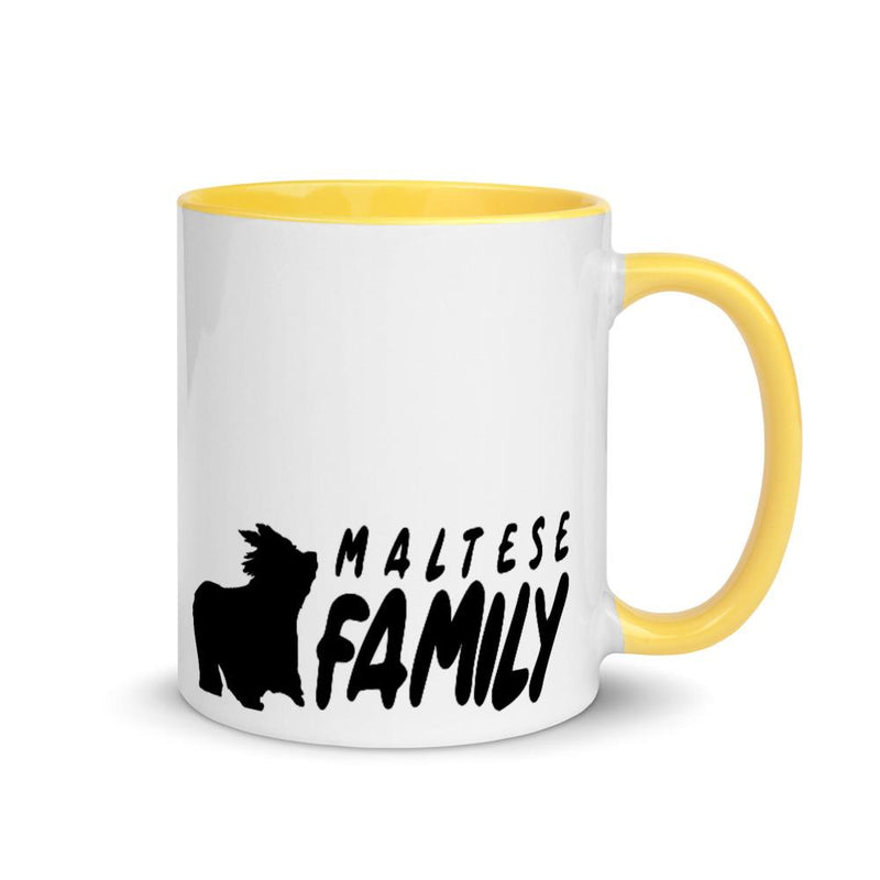Maltese Family 2 Mug - Decal Sticker World