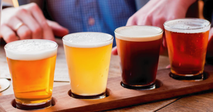 Sip and Savor: Four Beer and Food Pairings for those Hot Summer Days