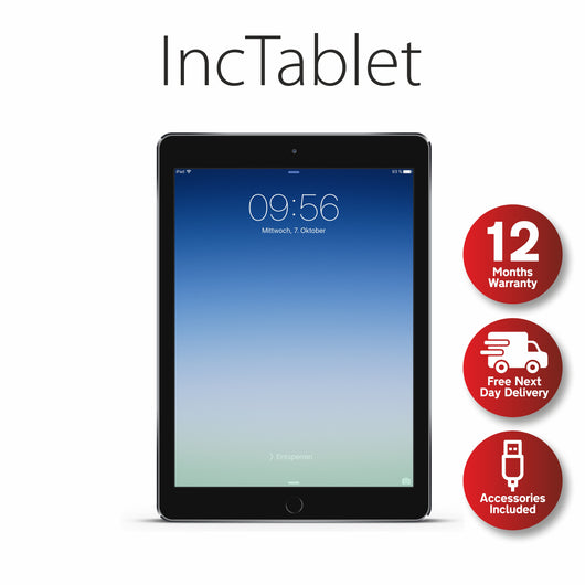 Apple iPad Air (Wi-Fi Only) 16GB - Grade B, Tablet - IncTablet Electronics