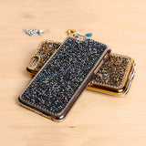 New Style Luxury Crystal Rhinestone Cover Case For Iphone Fashional Bling Diamond Phone Case For Iphone 6 6s PT4050,  - IncTablet Electronics