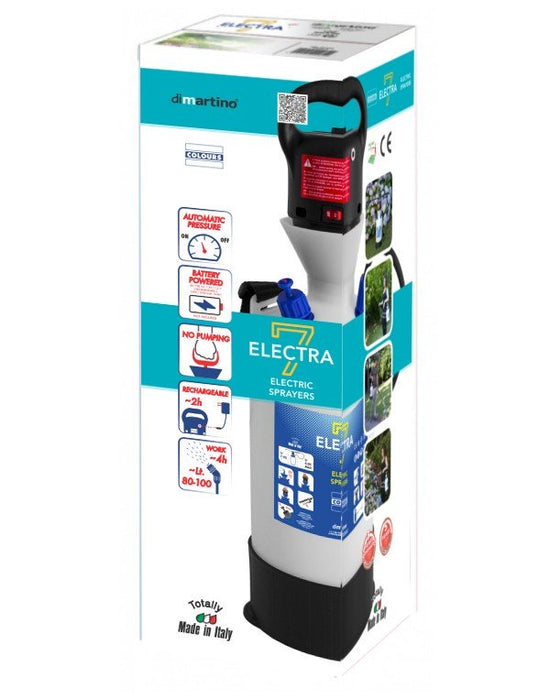 ELECTRA 7 Sprayer 7 Ltr - Battery Operated