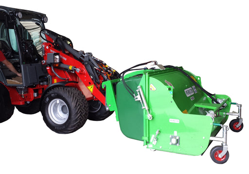 KOALA HYDRO - Professional Flail Mower Collector for Hydraulic Drive
