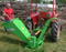 TB100 Tractor PTO Drum Chipper