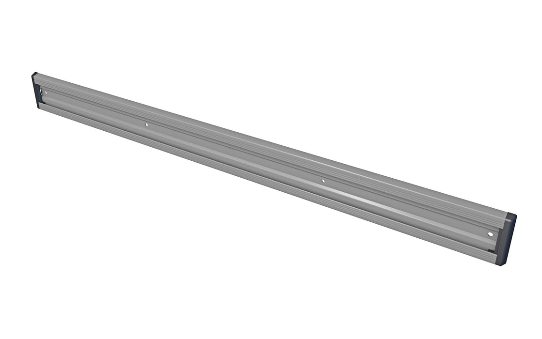 TFLEX55x-1 Aluminium Rail with Black Endstops