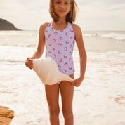 Reversible one piece