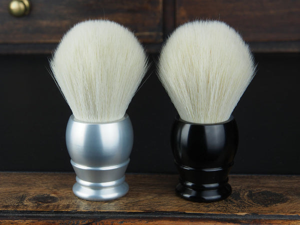 Aluminum Shaving Brush