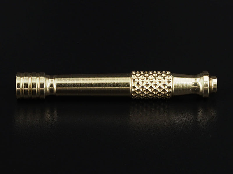 Bishop Handle - Brass