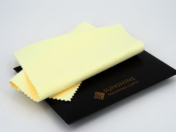 Sunshine Polishing Cloth