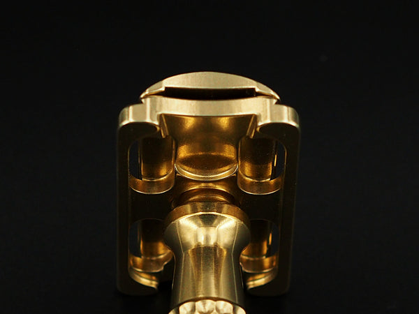 Everyday Safety Razor - Brass