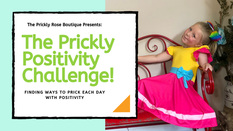 The Prickly Positivity Challenge