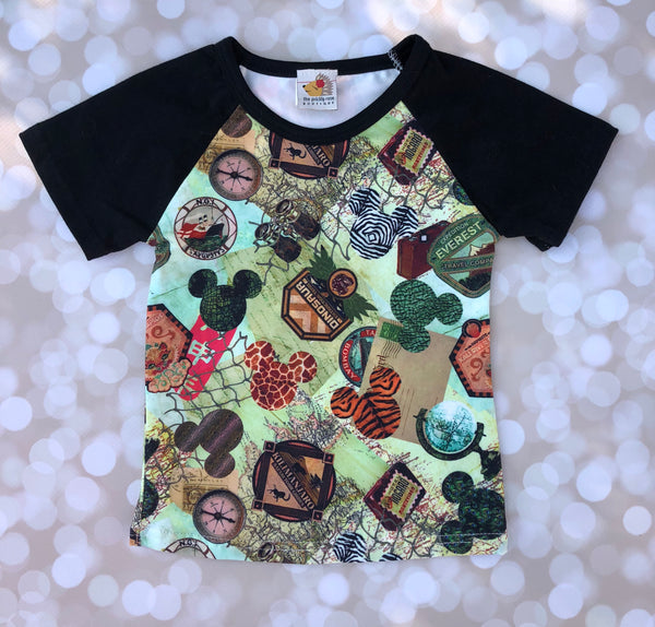 Safari Raglan Shirt