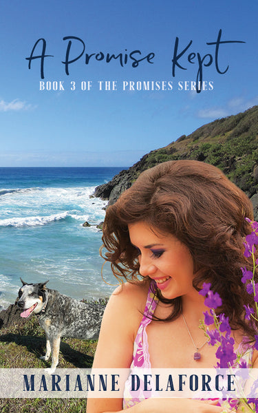 A Promise Kept by Marianne Delaforce