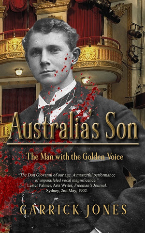 Australia's Son by Garrick Jones