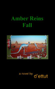 Amber Reins Fall by d'ettut